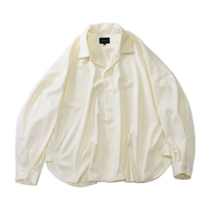 Big shirt / Natural