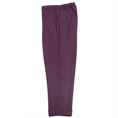Utility Trouser - Gabardine / Purple
