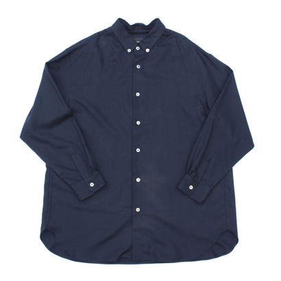 Big BD Shirt - Twill / Navy