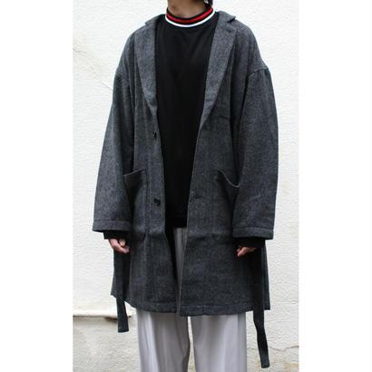 Wind Robe / Charcoal