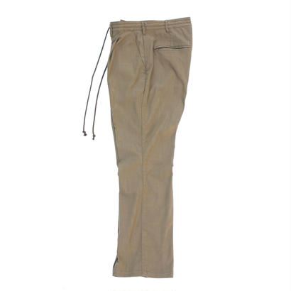 Jean Trousers - Tencel Denim / Khaki
