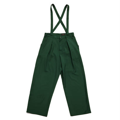 Mirror Pant 改  / Green