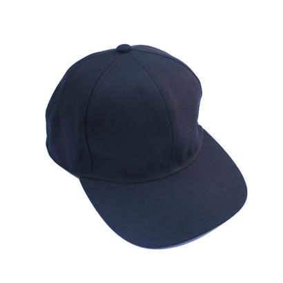 Prompter Cap - Polyester Twill / Black