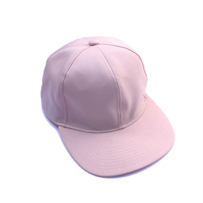 Prompter Cap - Polyester Twill / Pink