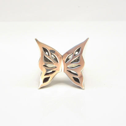 Block butterfly ring | Small