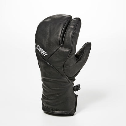 Hawk Under 3-Finger Mitt / SXB-10/ BLACK