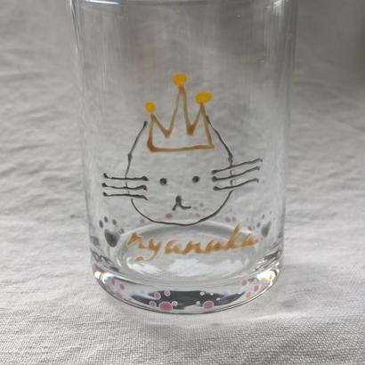 にゃなか 感謝の猫  王冠猫