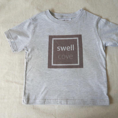 [swellcove]  box logo Tee
