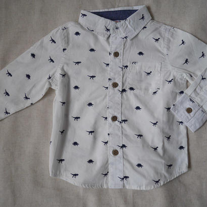 【gymboree】dinosaur shirts