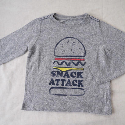 【gymboree】SNACK ATTACK ロンT