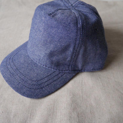 [swellcove] denim color  cap