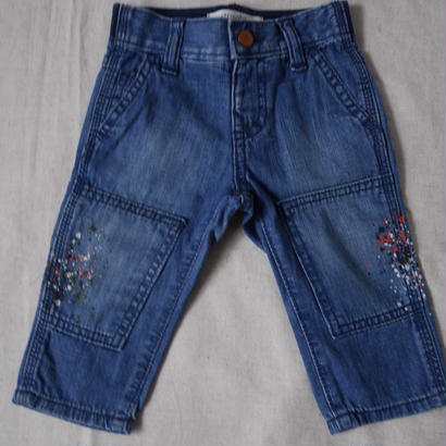 【gymboree】paint denim