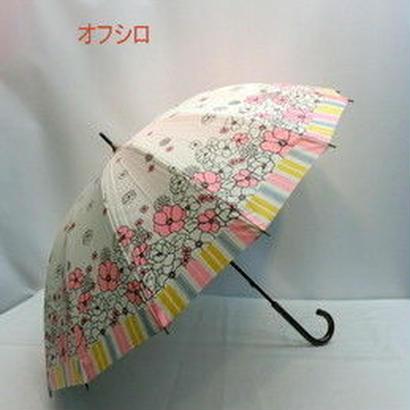 【リクエスト品】 傘専門店  通販  東京  日傘 雨傘  晴雨兼用  グラスファイバー  サビない  遮光  遮熱  旅傘  【シルバーコート16本骨  】