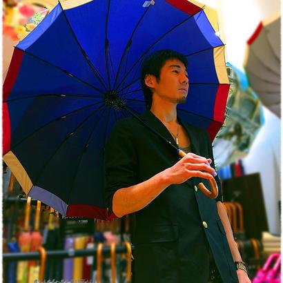 36本限定生産 傘専門店 通販 東京 雨傘 オリジナル メンズ レディース グラスファイバー サビない 超軽量 旅傘【2018年6月お届け】