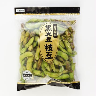 丹波篠山の黒大豆 枝豆 500g