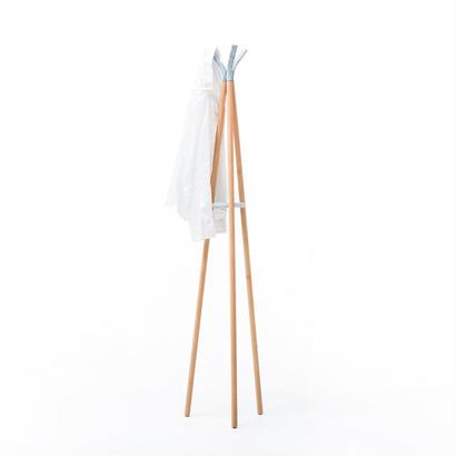 [kanaya]三本脚のシンプルなコートスタンド
