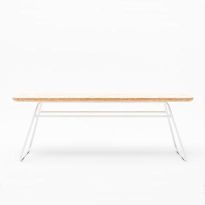 [chii]小さな空間にも置けるベンチ