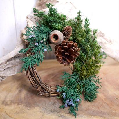 Christmas wreath クリスマスリースⅢ