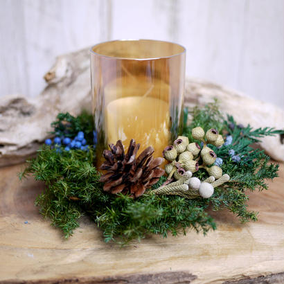 Candle base キャンドルベース ゴールド GL
