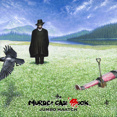JUMBO MAATCH-[THE MURDER CASE BOOK]