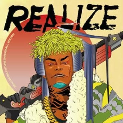 REALIZE INTERNATIONAL-[REALIZE MIX FUTURE DANCEHALL EDITION]