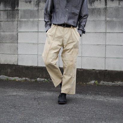 30's~ japan vintage off white pants