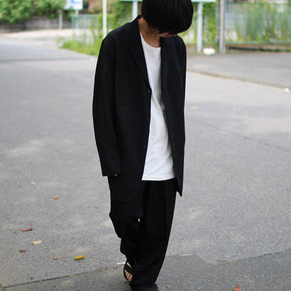 Y's for men wool 3button jacket