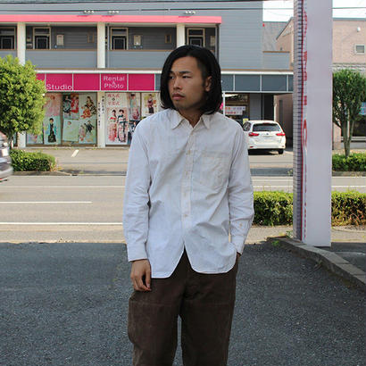 〜50's japan vintage long-sleeve shirts