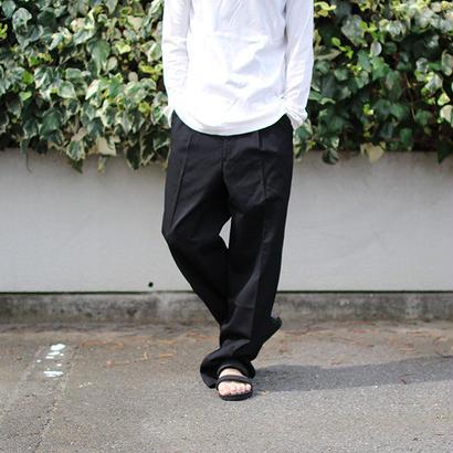 Y's for men stripe tuck slacks