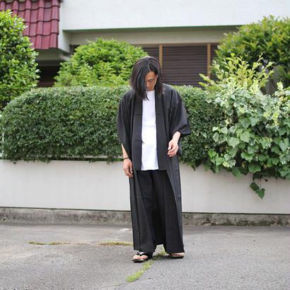 羽織 (黒家紋)