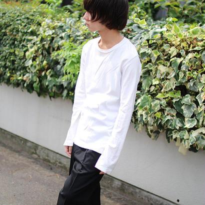 Yohji Yamamoto Pour Homme cut & sew