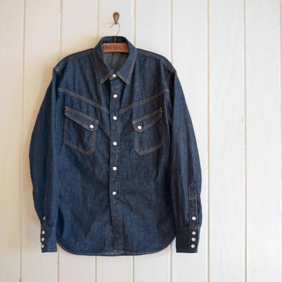 TCB RANCHMAN  Shirt   DENIM