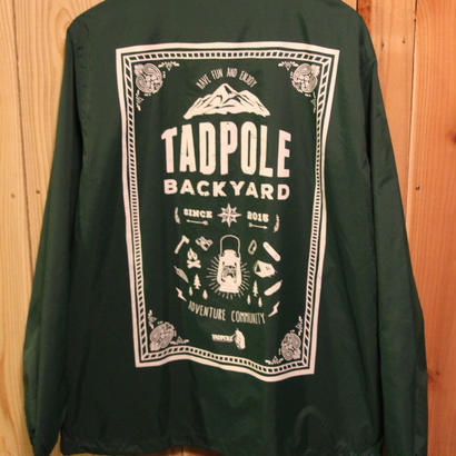 TADPOLE backyard COACH JK #green