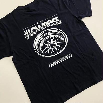 #LOWЯESS T-shirt MeshWheel [#tsmw000]