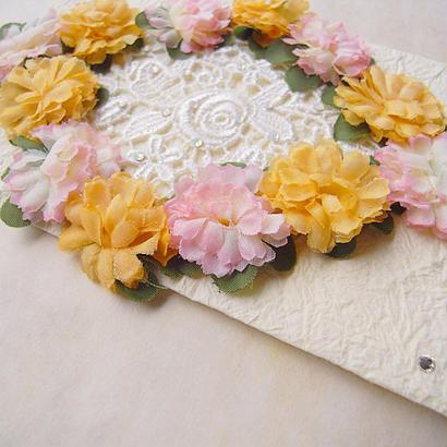 [お花満開!のご祝儀袋] ハッピーウェディングエンベロープ・DIAMOND