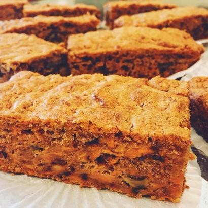 【9月1日(土)14時開催】Kathy's Kitchen のアメリカンベイキングクラス|キャロットケーキ