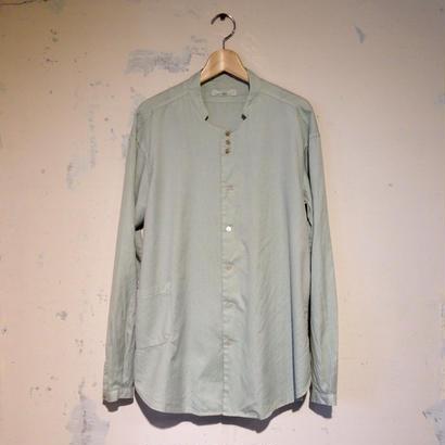 ohta 「plant dyeing shirt」