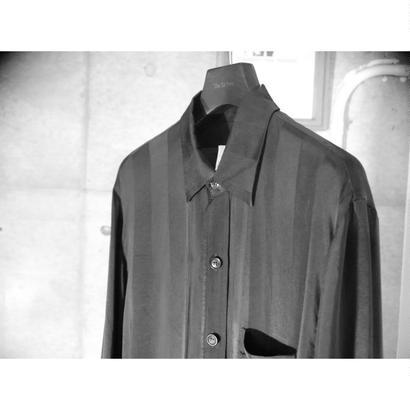 Standard Long Shirt. Standard Long Shirt.  -Cupro Strip