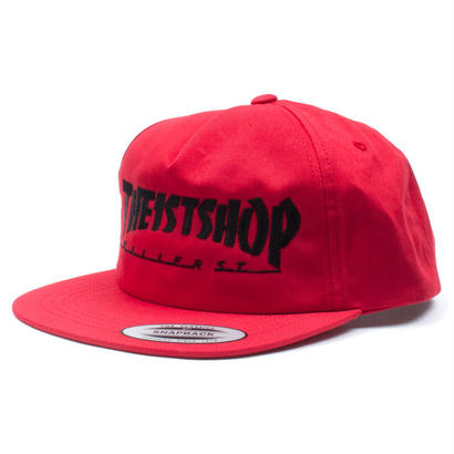 "THE 1st SHOP SNAPBACK CAP ""White"""