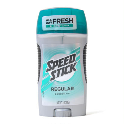 "Speed Stick ""REGULAR"" Deodorant"