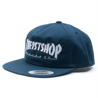 "THE 1st SHOP SNAPBACK CAP ""Navy"""