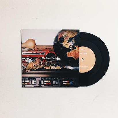 """""""Mellow Fellow / HEY"""" 7inch Record"""