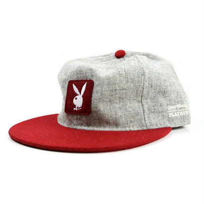 EBBETS FIELD X GOOD WORTH X PLAYBOY - GREY