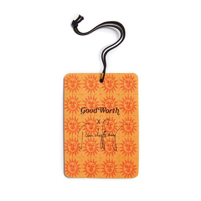 ORANGE SUNSHINE AIR FRESHNER