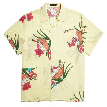 CLUB TROPICS BUTTON UP