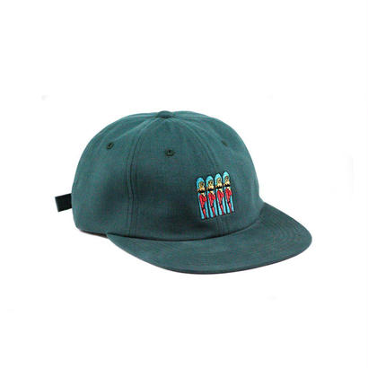 CASINO GIRLS HAT - TEAL