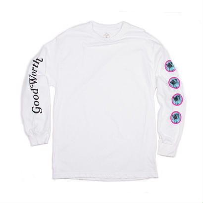 BABE LONG SLEEVE - WHITE
