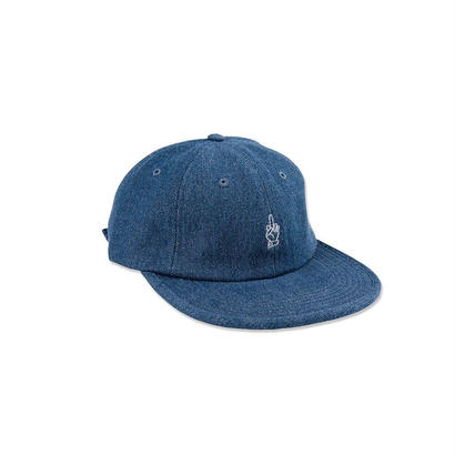 BEST WISHES STRAPBACK - DENIM