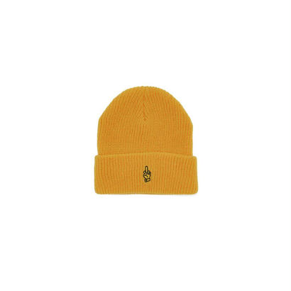BEST WISHES BEANIE - GOLD