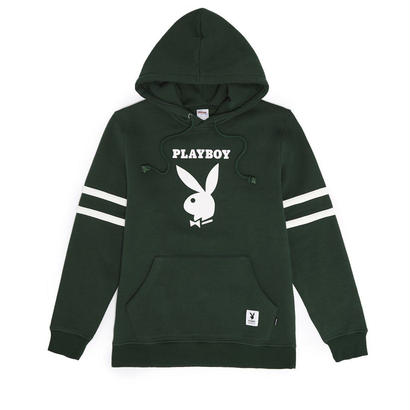 GW X PB Football Hoodie - Forest Green